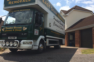 Removals Sidmouth